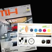 Tothora design clocks at MH, Hong Kong Magazine