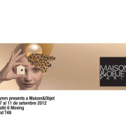 we are going to MAISON&OBJET Paris